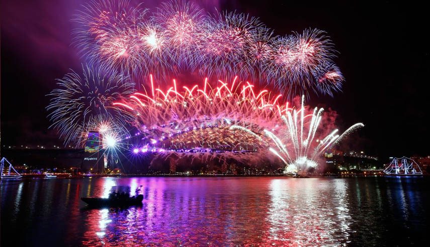 sydney-fireworks-display-welcome-2017