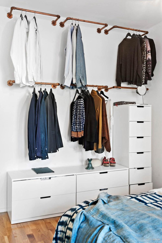 Hanging closet on wall- open wardrobe.jpg