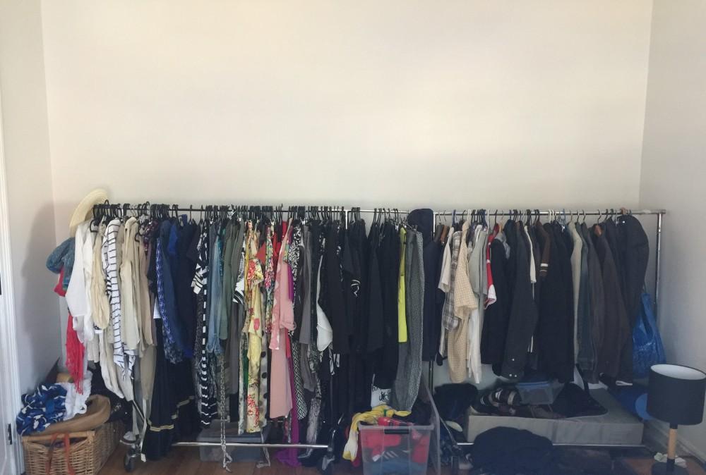 Open shelving wardrobe closet 'before'.jpg