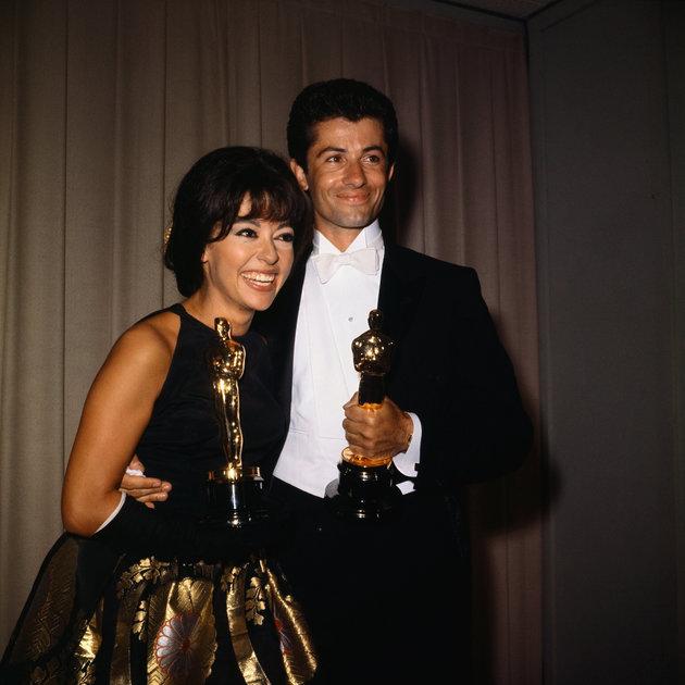 Rita Moreno-1962-oscars
